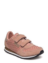 Ydun Weaved  Suede JR - ROSE