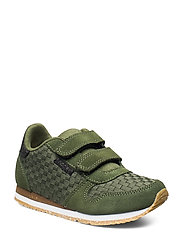 Ydun Weaved II Kids - PINE TREE GREEN