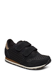 Ydun Weaved II Teen - BLACK