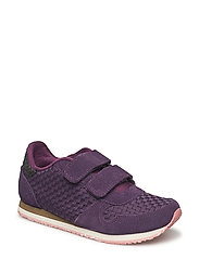 Ydun Weaved II Teen - GRAPE