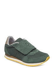 Why Mesh Suede Kids - IVY GREEN