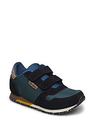 Axel Suede Kids - IVY GREEN