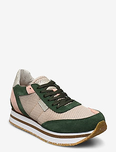 Ava Mesh - sneakers - dusty olive