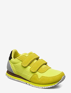 Nor Suede - sneakers - neon yellow