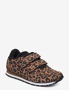 Ydun Animal Suede - sneakers - brown leo