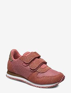 Sandra Pearl Mesh - sneakers - canyon rose