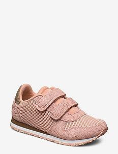 Sandra Pearl Mesh - sneakers - pink sand