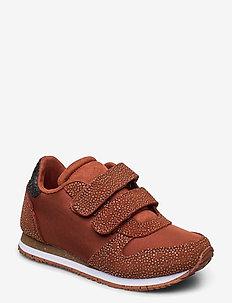 Sandra Pearl Nylon - sneakers - rust