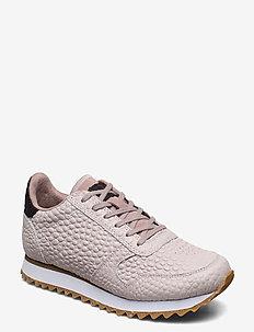 Ydun Croco II - sneakers med lav ankel - bark