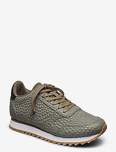 Ydun Croco II - sneakers med lav ankel - vertiver