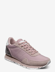 Nora III - sneakers med lav ankel - bark