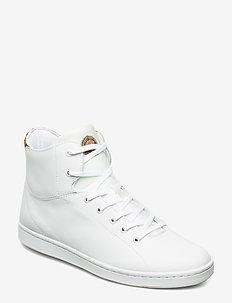 Jane Boot - BRIGHT WHITE