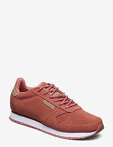 Ydun Pearl - lave sneakers - canyon rose