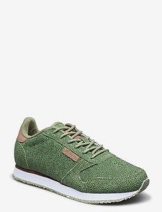 Ydun Pearl - sneakers med lav ankel - dusty olive