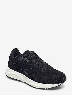 Sophie Snake Suede II - sneakers med lav ankel - black