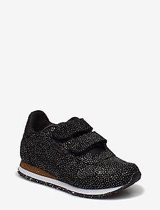 Sandra Pearl Kids - sneakers - black/silver