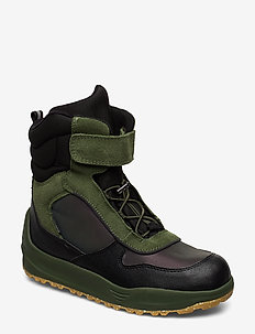 Alex Midcut Boot Kids - PINE TREE GREEN