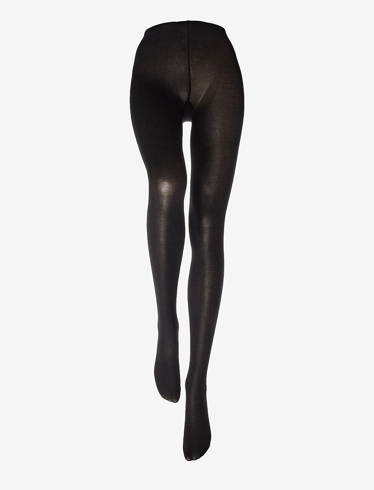 Wolford - Cotton Velvet Tights - basic strumphosen - black - 1