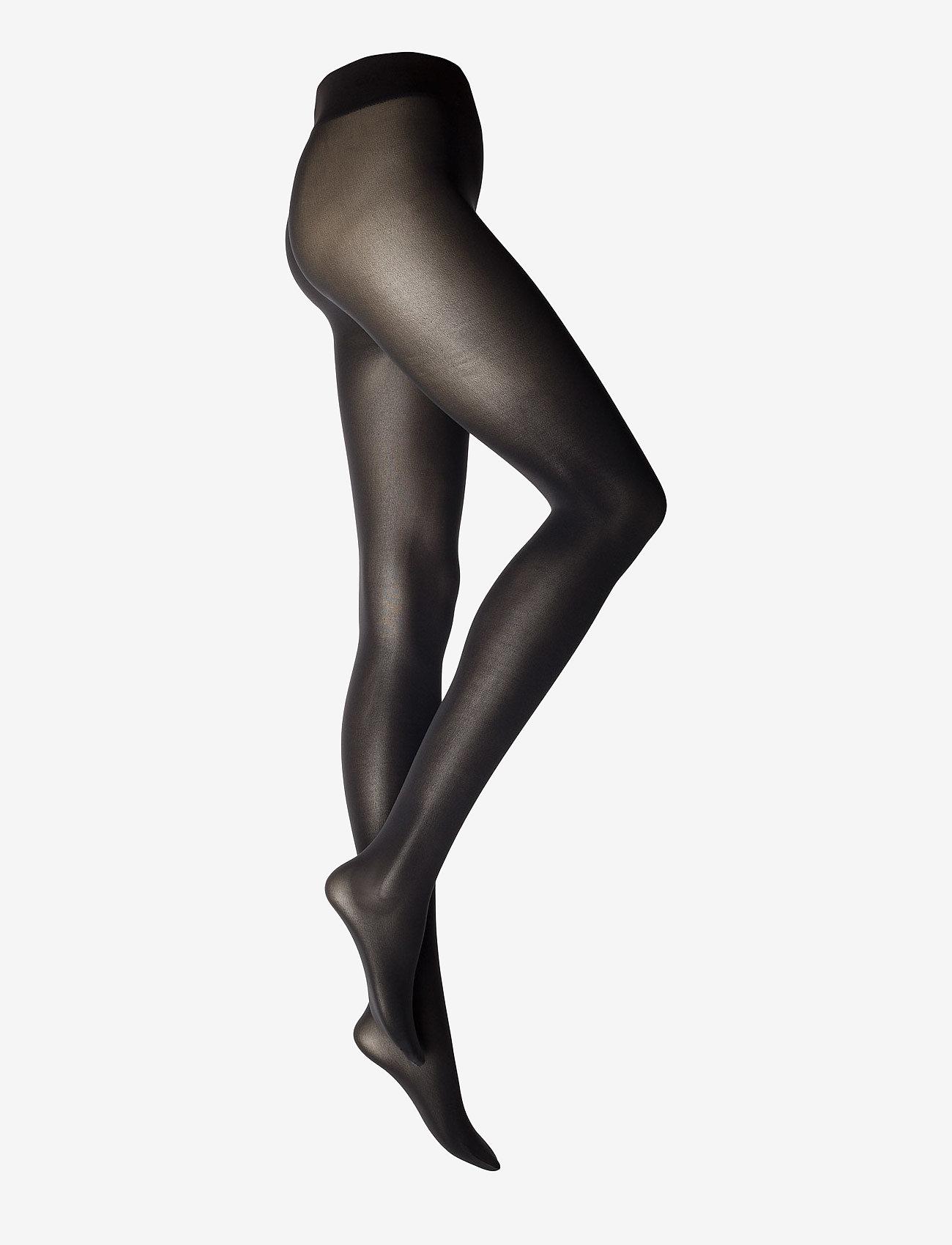 Wolford - Pure 50 Tights - undertøj - black - 0