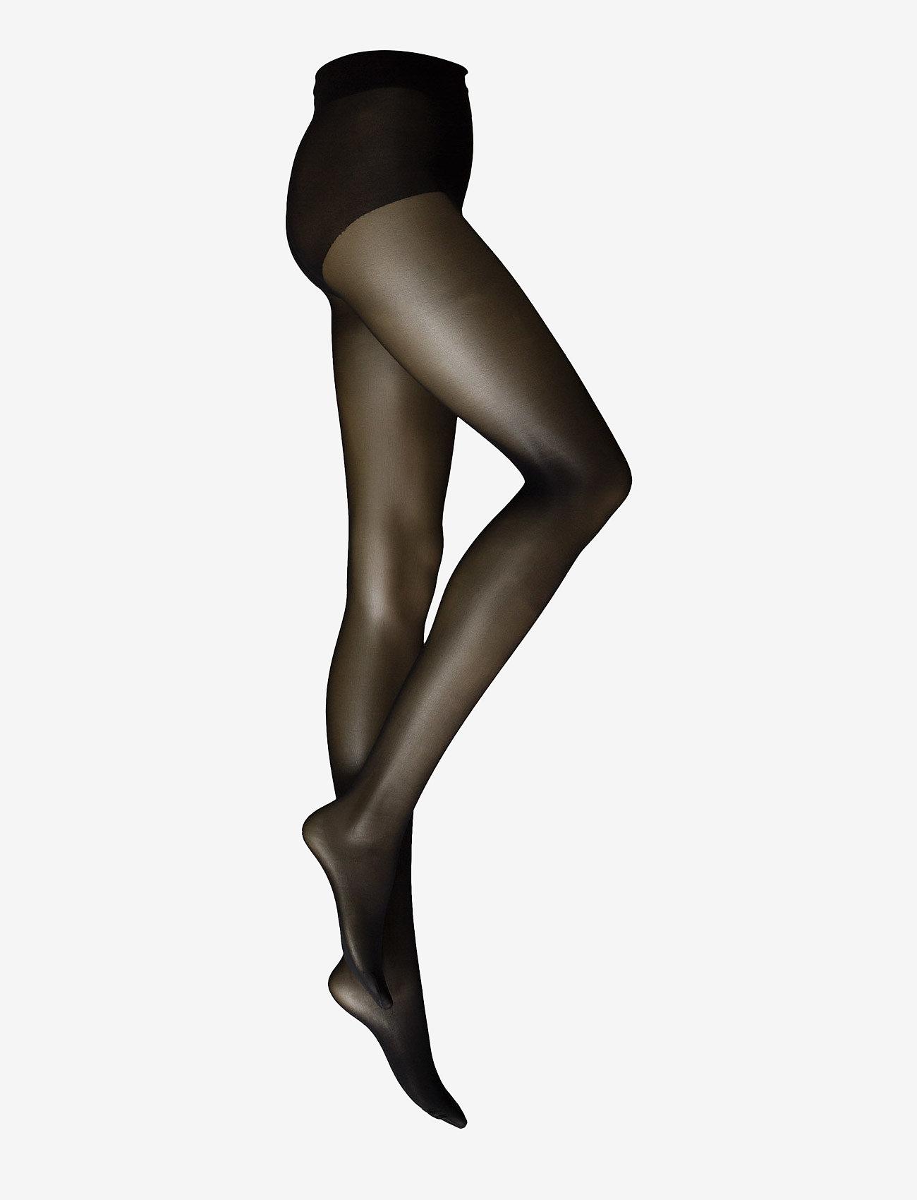Wolford - Pure 10 Tights - zeķbikses - black - 0
