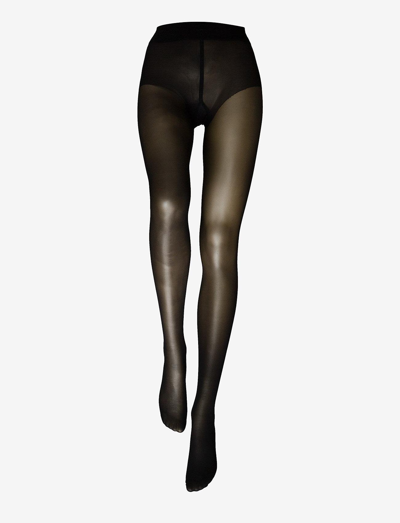 Wolford - Pure 10 Tights - zeķbikses - black - 1