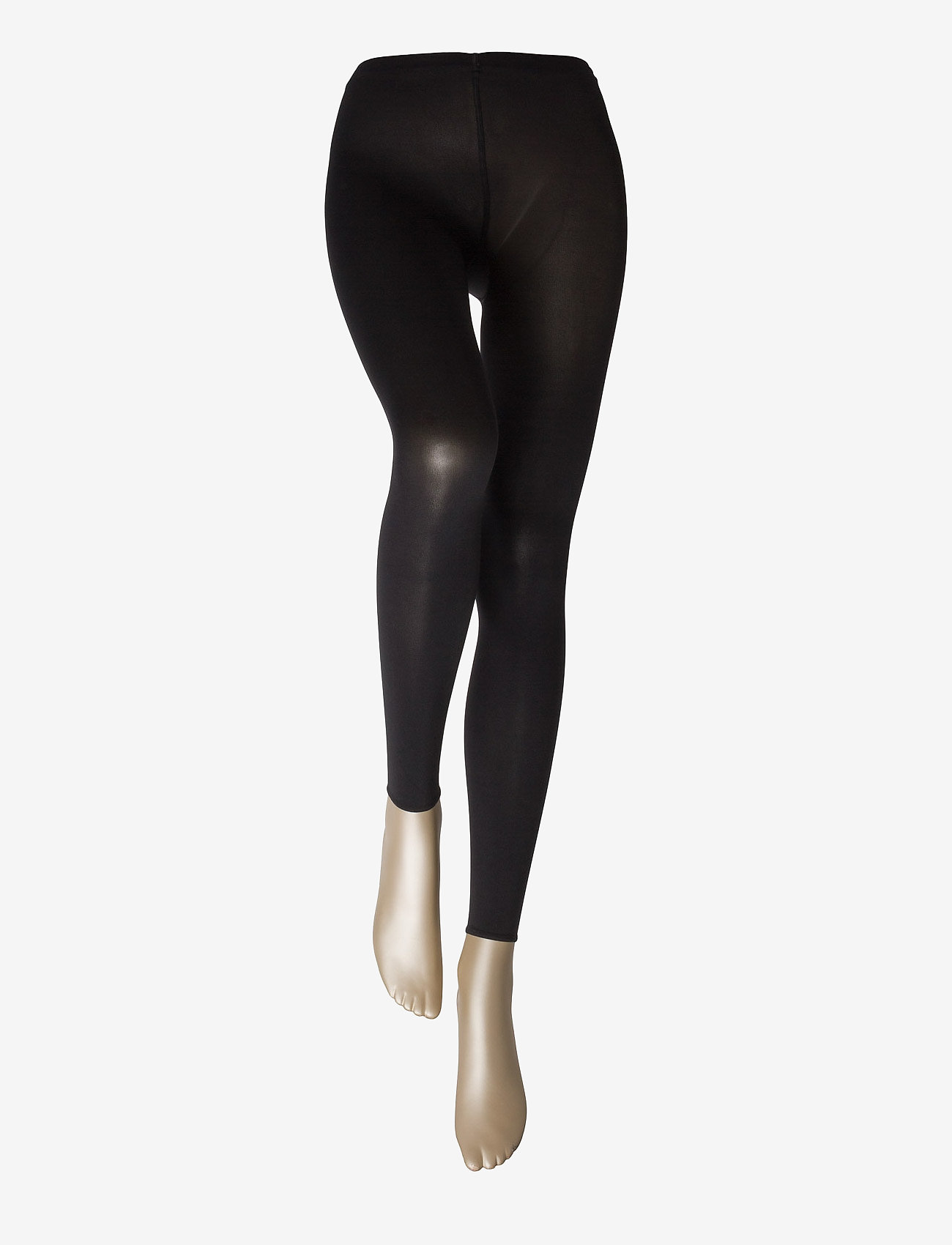 Wolford Velvet 66 Leggings - Strumpor & Tights Black