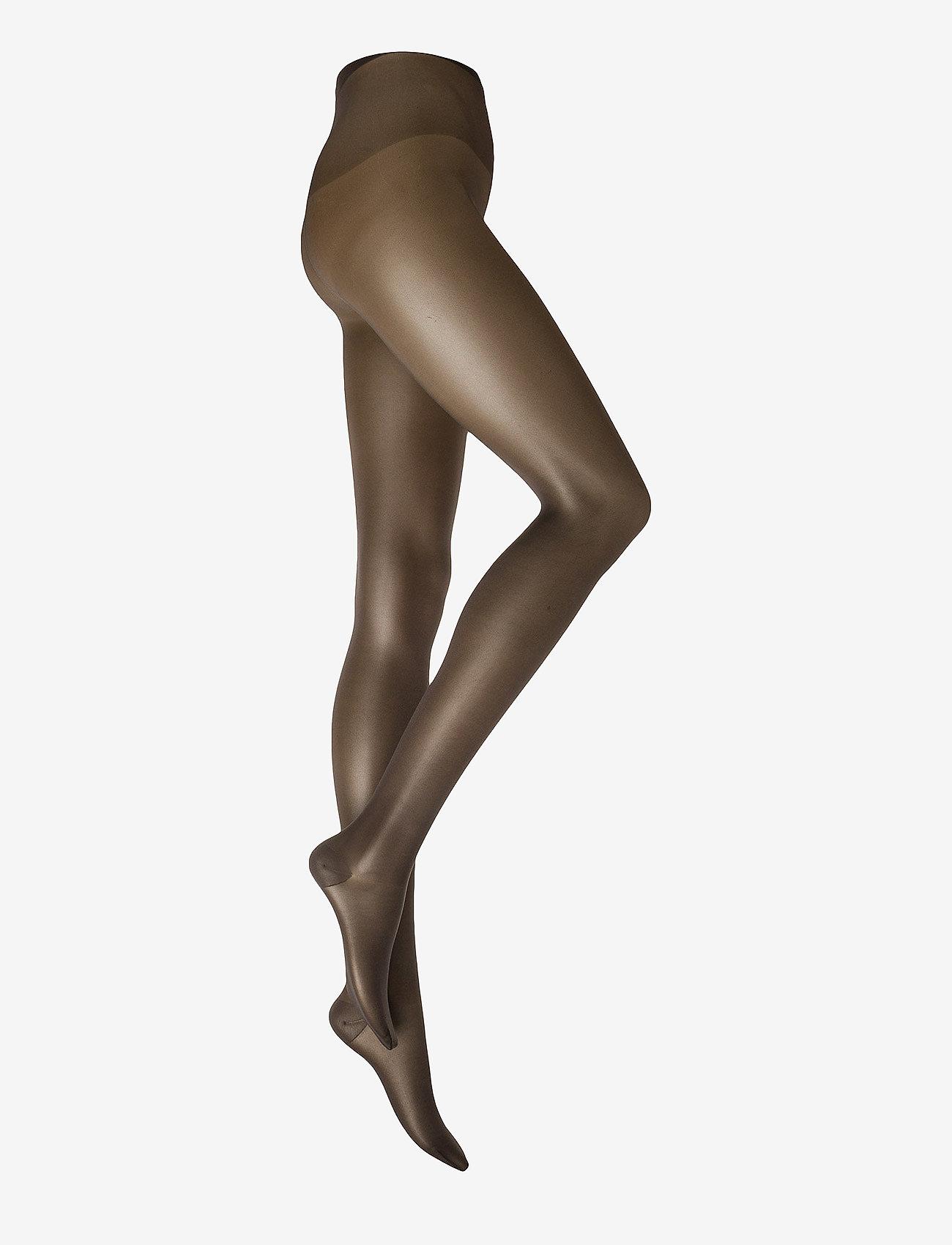 Wolford - Pure Energy 30 leg vitalizer - zeķbikses - nearly black - 0
