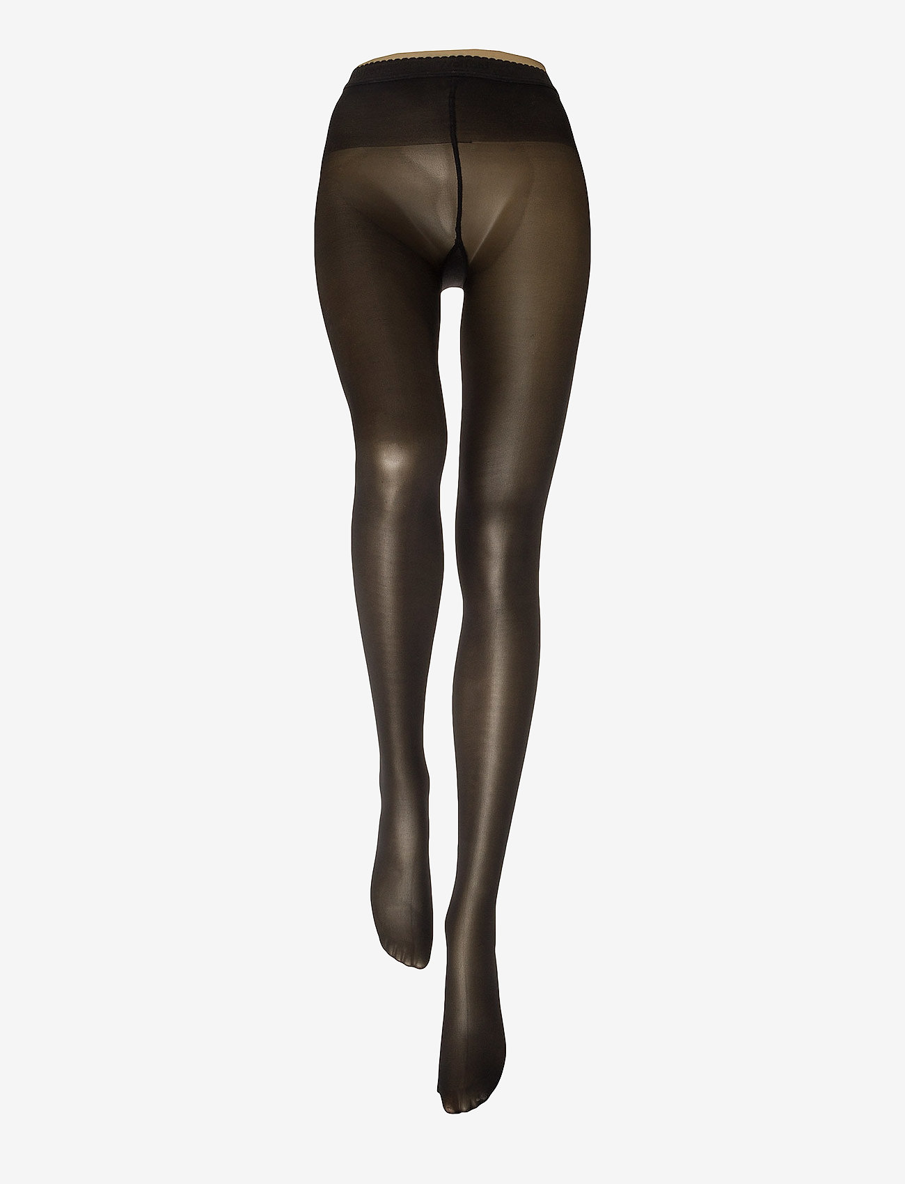 Wolford - Synergy 40 leg support Tights - zeķbikses - black - 1