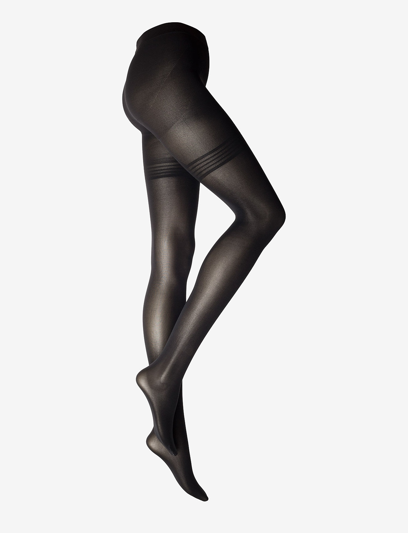Wolford - Power Shape 50 control top - muster - black - 0