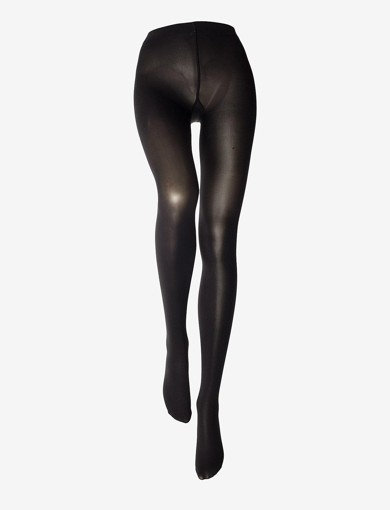 Wolford - Individual 50 leg support - zeķbikses - black - 1