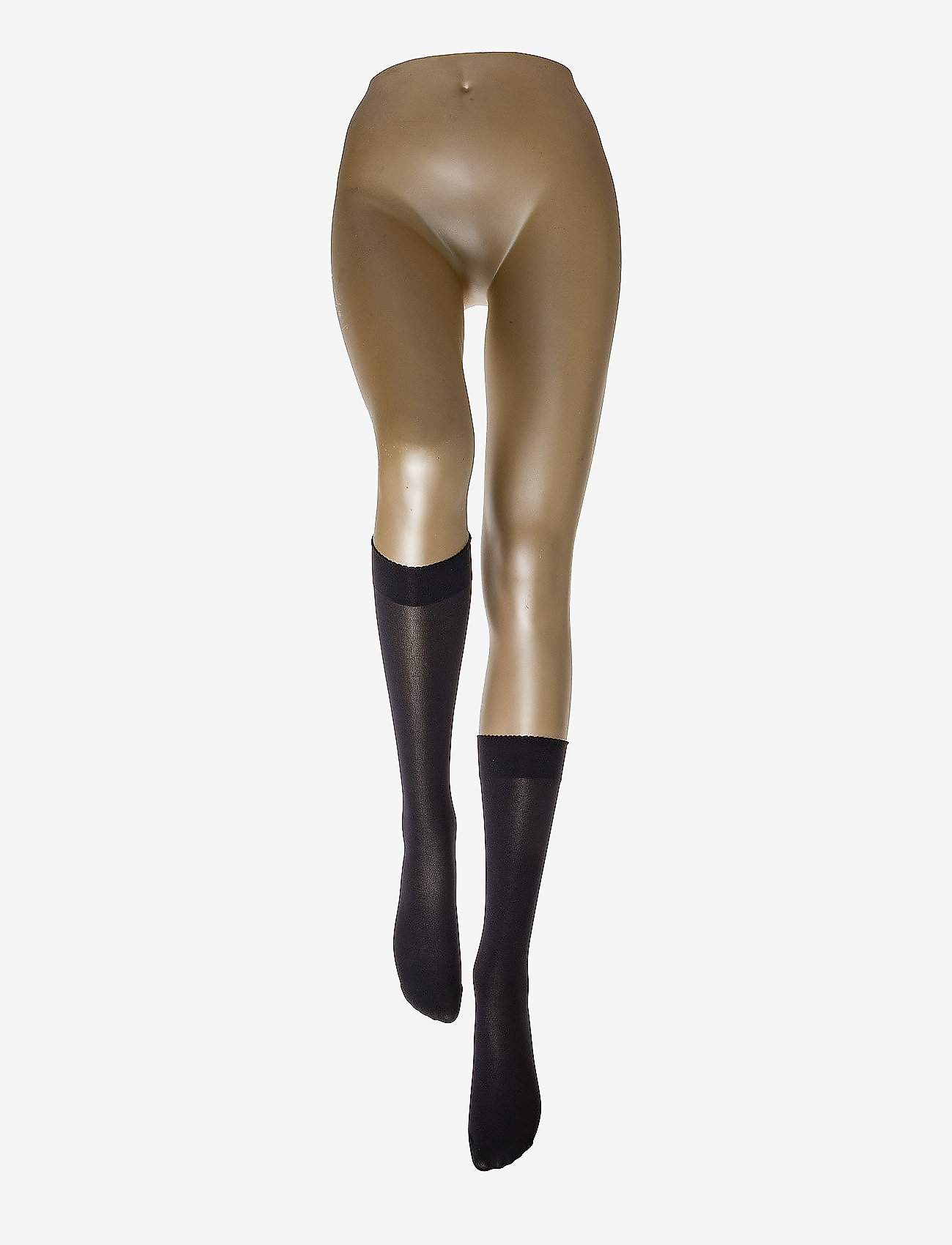 Wolford - Velvet de Luxe 50 Knee-Highs - knestrømper - admiral - 1