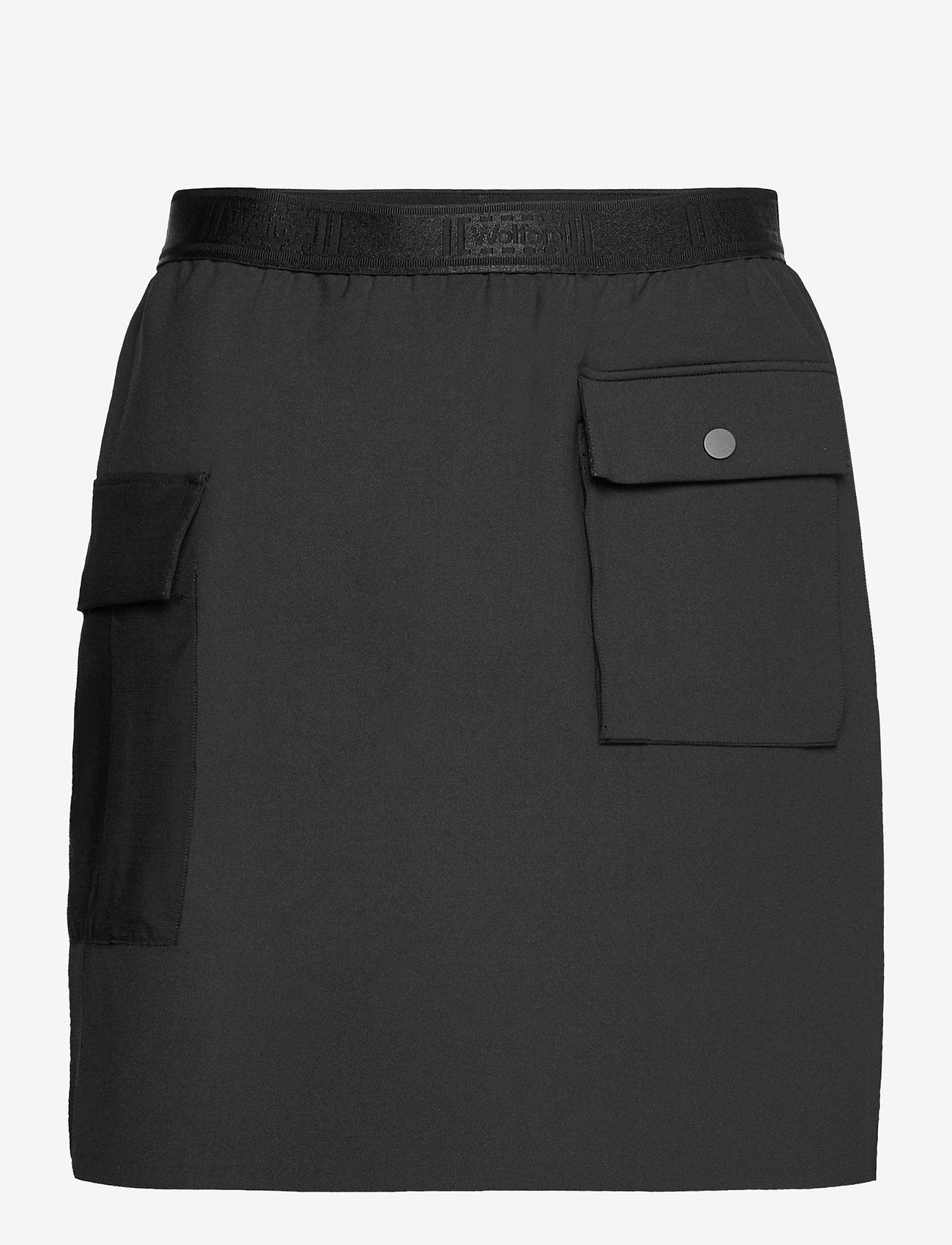 Wolford - Blair Skirt - korta kjolar - black - 0