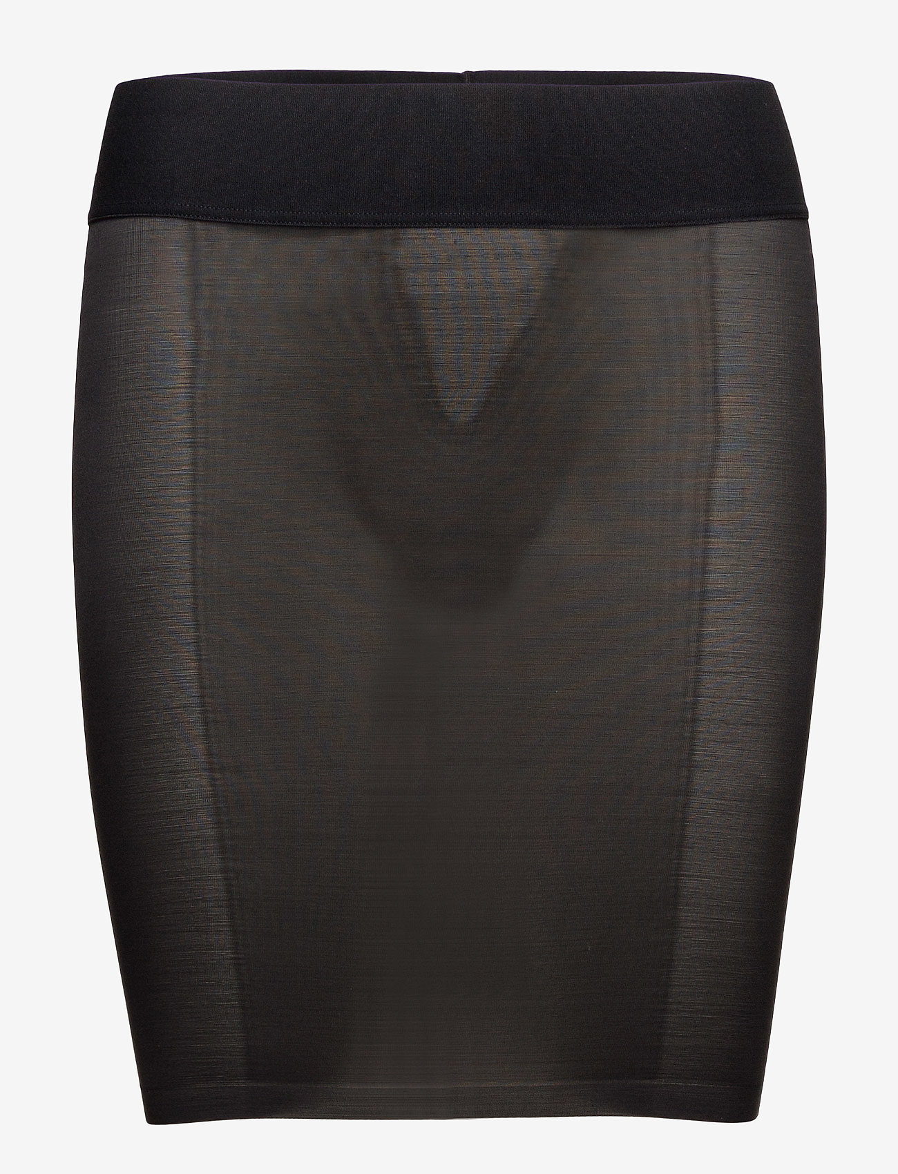 Wolford - Sheer Touch Forming Skirt - bottoms - black - 0