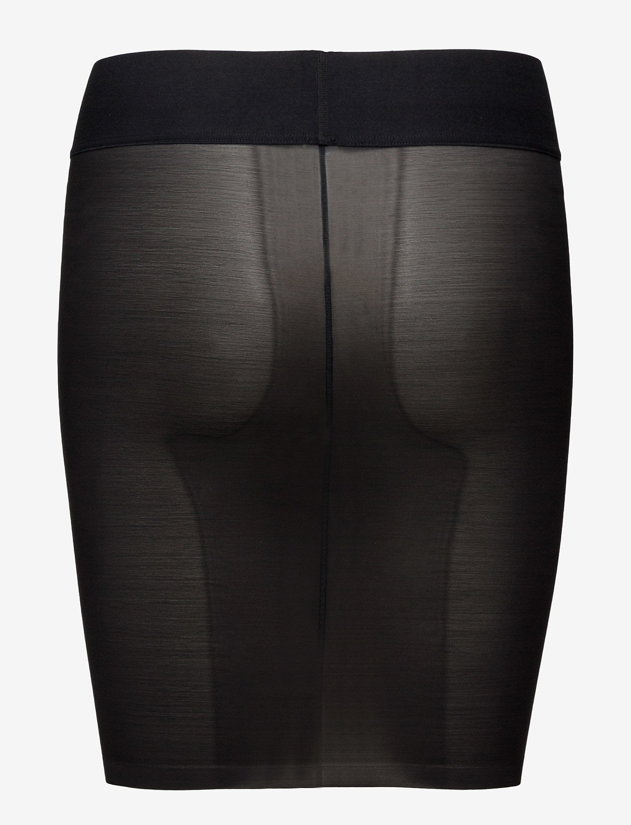 Wolford - Sheer Touch Forming Skirt - bottoms - black - 1