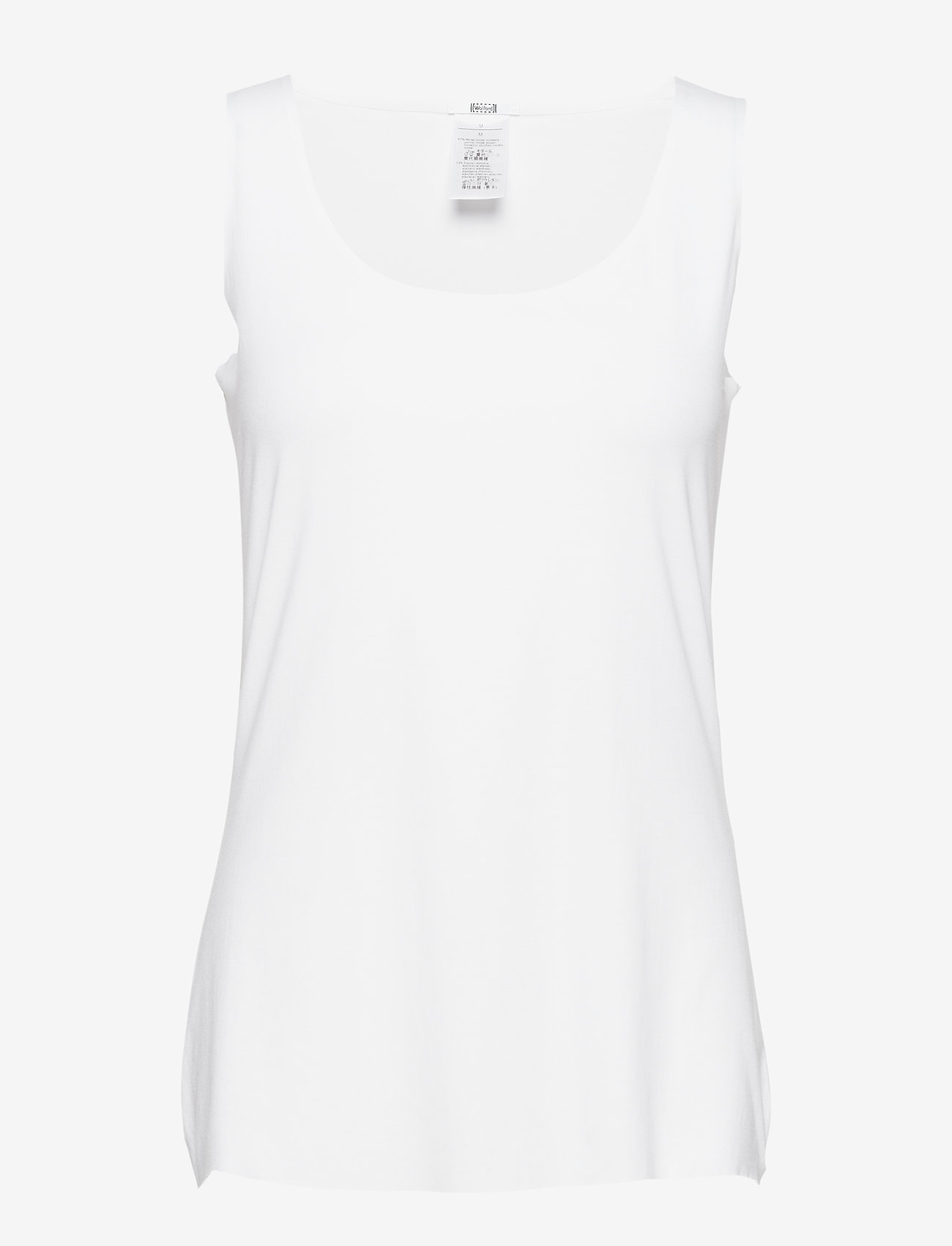Wolford - Pure Top - oberteile - white - 0