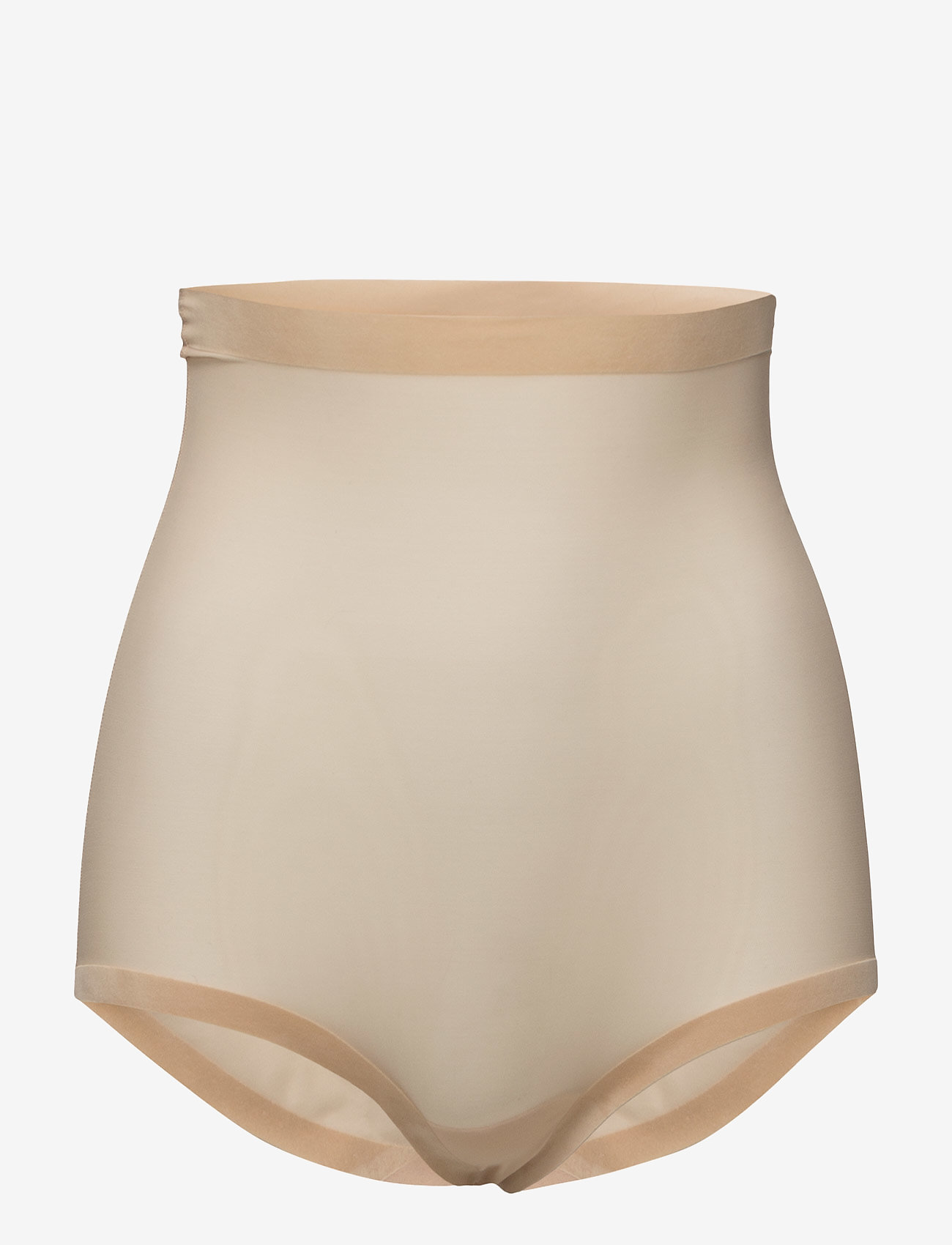 Wolford - Tulle Control Panty High Waist - bottoms - nude - 0
