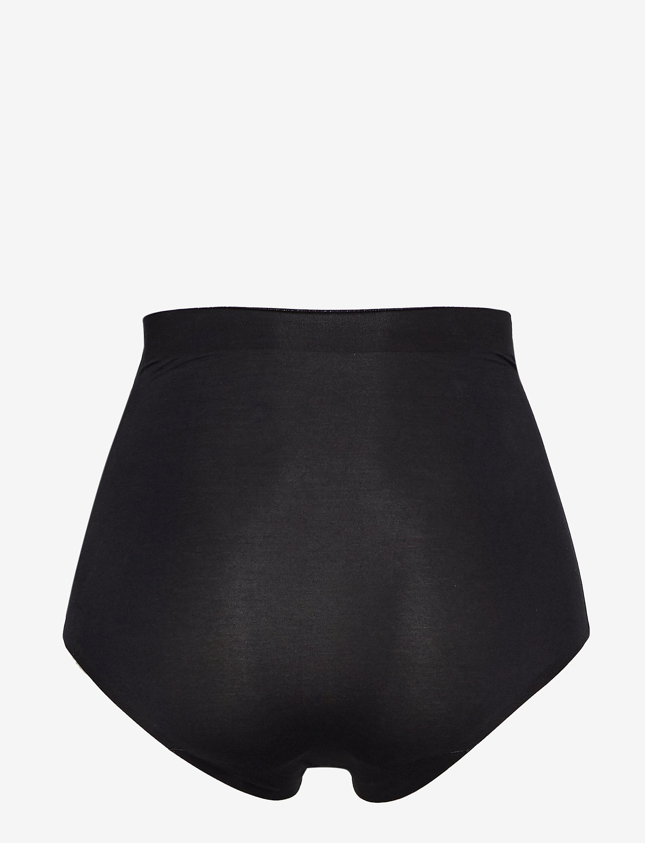 Wolford - 3W Control Panty High Waist - bottoms - black - 1
