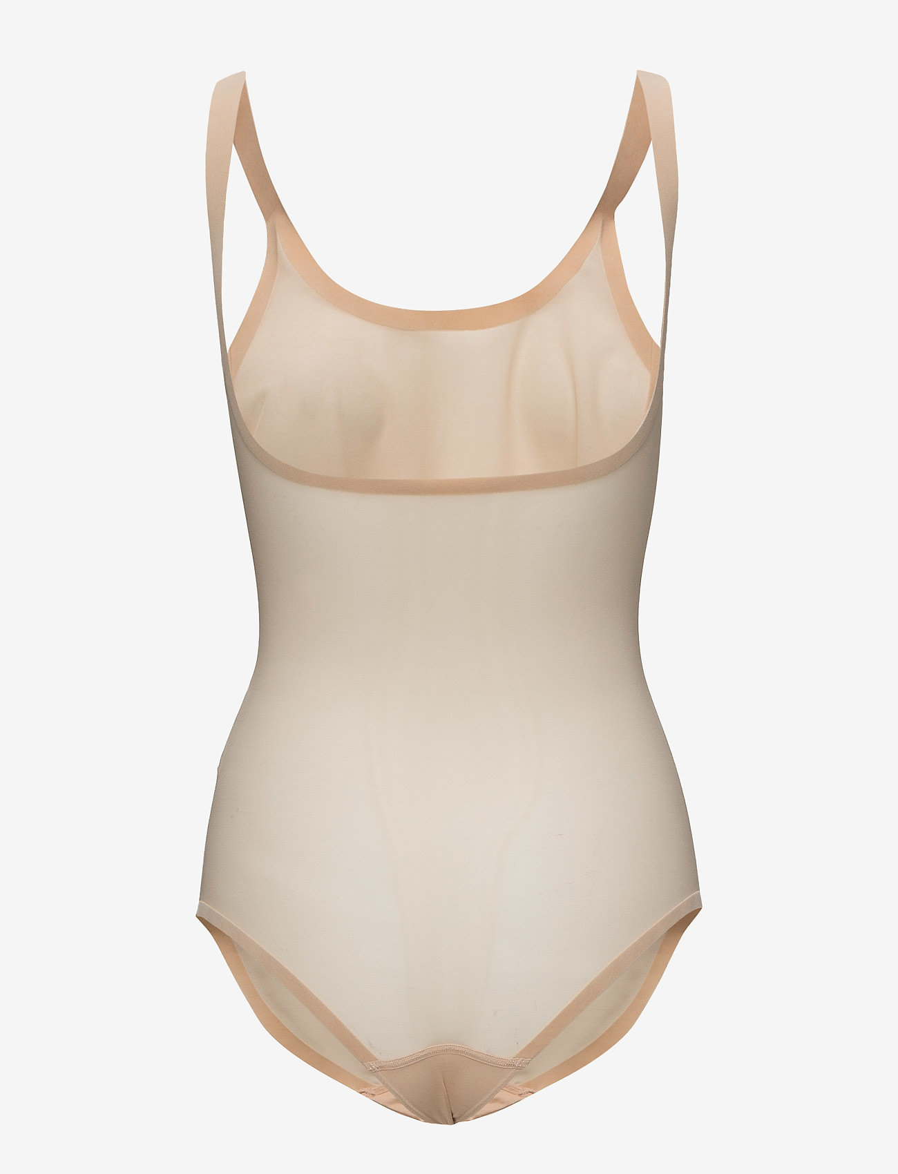 Wolford - Tulle Forming Body - bottoms - nude - 1