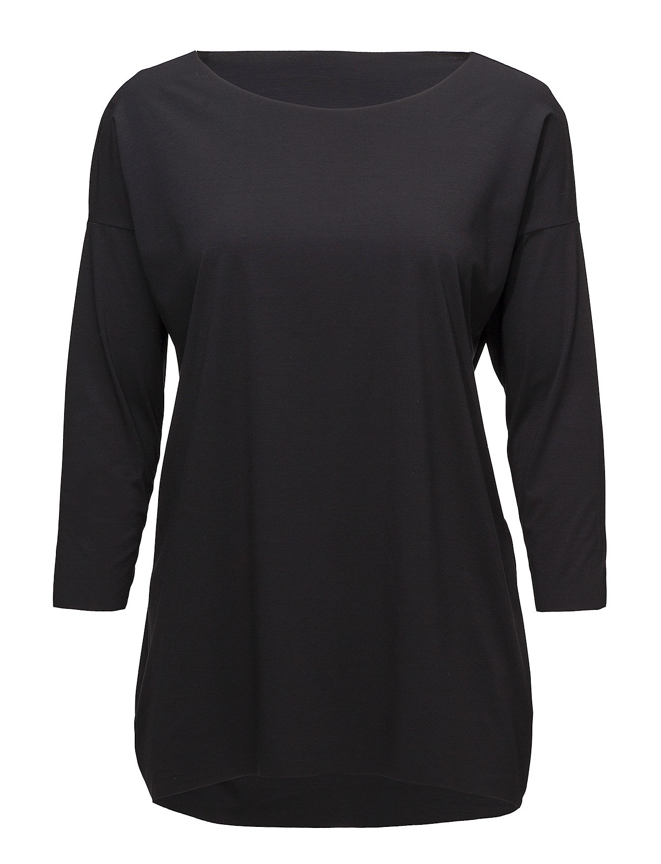 Wolford Pure Cut Pullover - BLACK