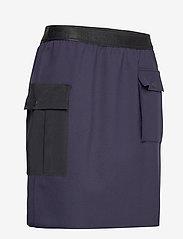 Wolford - Blair Skirt - korta kjolar - navy opal/black - 2