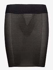 Wolford - Sheer Touch Forming Skirt - apakšējais apģērbs - black - 0