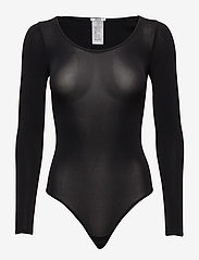 Wolford - Buenos Aires String Body - bodies & slips - black - 0
