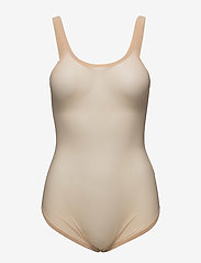 Wolford - Tulle Forming Body - bottoms - nude - 0
