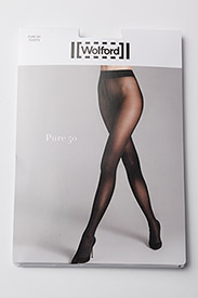 Wolford - Pure 50 - basic - anthracite - 2