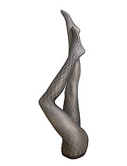 Crystal Blaze Tights - BLACK/SILVER