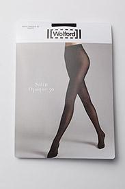 Wolford - Satin Opaque 50 - apakšveļa - black - 2