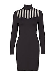 Tamara Dress - BLACK