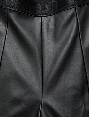 Wolford - Estella Trousers - bukser med brede ben - black - 3