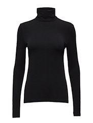 Viscose Pullover - BLACK