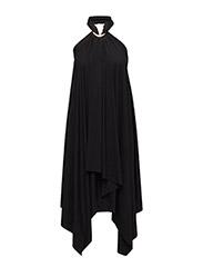 Pure Summer Dress - BLACK